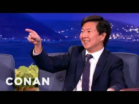 Ken Jeong Is Not Big In Korea