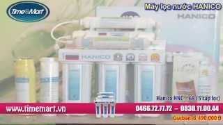 Máy lọc nước gia đình Hanico , Nano Geyser nhập khẩu của Nga
