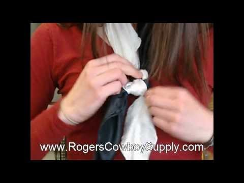 how to make a cowboy knot