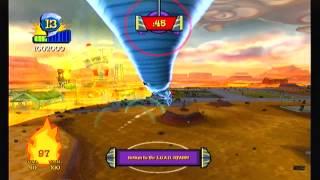 Tornado Outbreak Perfect Run Military Madness with DUHMEZ! WiiZilla