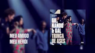 Baixar Multishow Ao Vivo Gil, Nando & Gal: Trinca de Ases | Meu Amigo, Meu Herói