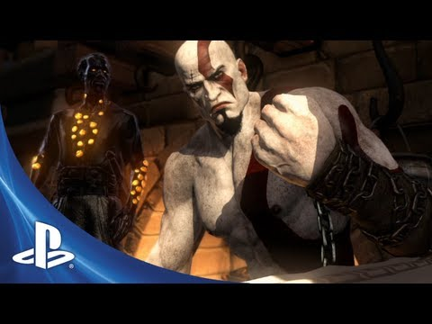 God of War: Ascension - Unchained - Kratos Comes To Life