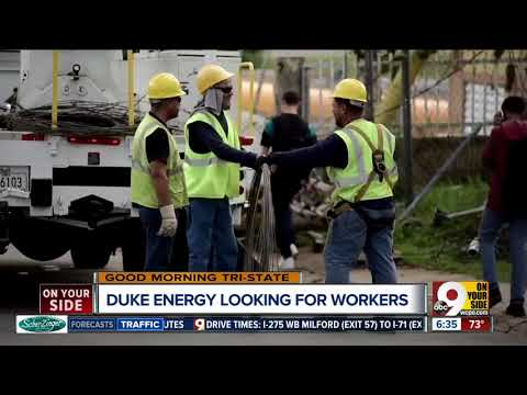 Duke Energy has good-paying jobs, no diploma needed