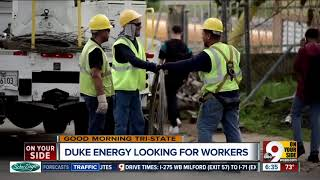 Duke Energy has good-paying jobs, no diploma needed