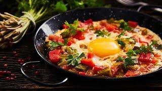 Szakszuka na śniadanie i nie tylko | Sprawdź odc. 1!