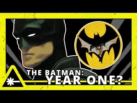 "BATMAN THEORY: Does The New Bat Suit Reveal ""YEAR ONE""? (Nerdist News W/ Dan Casey)"