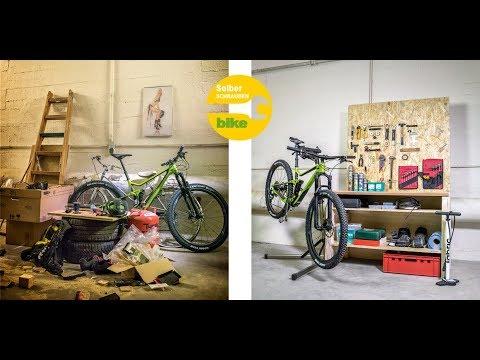 Werkbank selber bauen do it yourself bike anleitung youtube - Werkbank selber bauen youtube ...