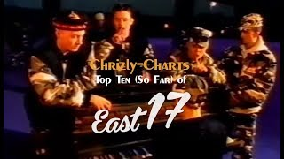 Chrizly-Charts TOP 10 [Retro] Best Of East 17