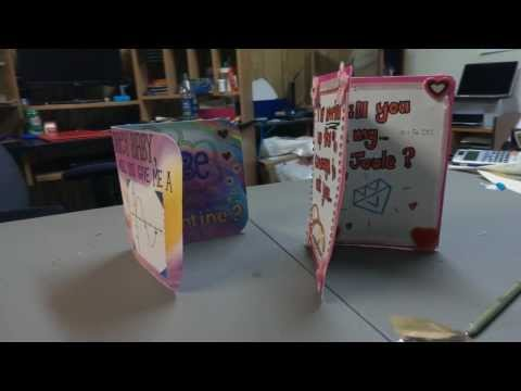 DIY Musical Greeting Card! Valentines Editi