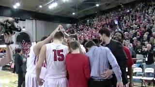 Men's Basketball Highlights vs. Rhode Island