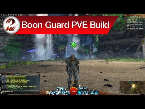 Guild Wars 2: Perma Swiftness Boon Guardian Build – All Boons Guardian PVE Build & Guide 2017