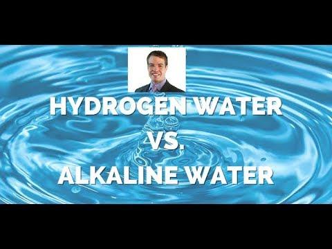💧 HYDROGEN WATER Vs ALKALINE WATER - Tyler LeBaron