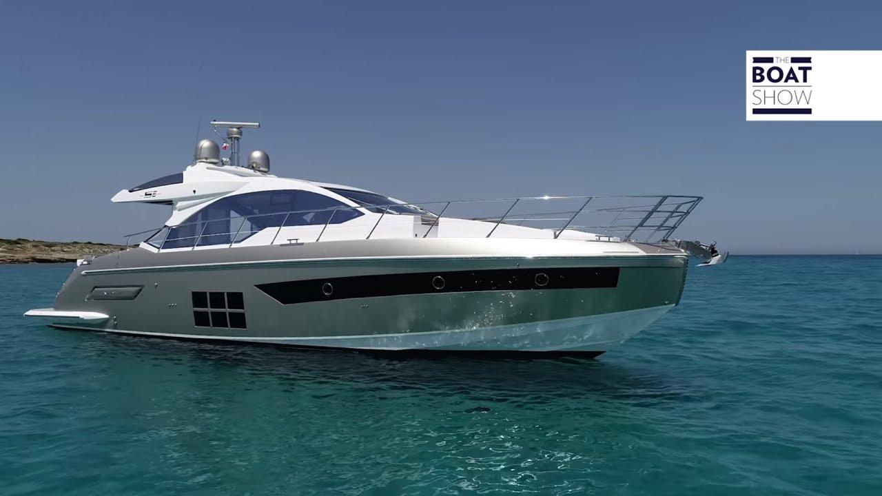 Ita Azimut S6 Prova Completa E Interni The Boat Show