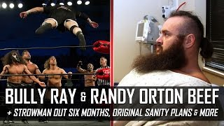 Randy Orton vs Bubba Ray Dudley Twitter Feud, Original SAnitY Plans & More (Smack Talk 285 Hot Tags)