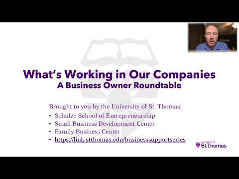 Business Owner Roundtable