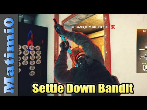 Settle Down - Rainbow Six Siege