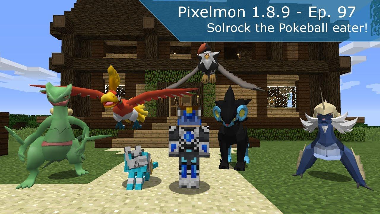 gameshark pixelmon 1.8.9