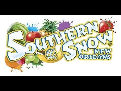 southern snow machine