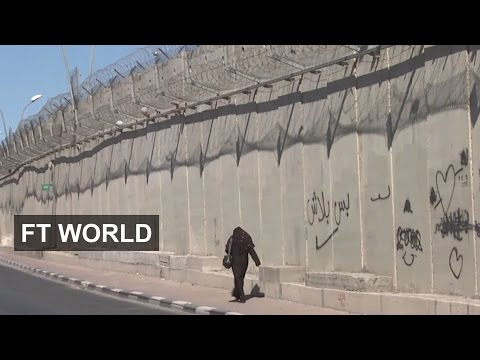 Israel extends its high-tech barriers I FT World