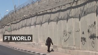 Israel extends its high-tech barriers I FT