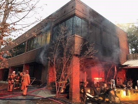 TWR Cary Fire Update - February 2018