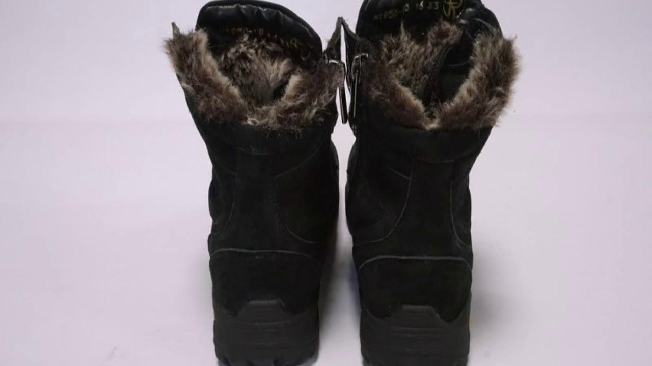 Модные Зимние Женские Ботинки 17 18 Г - YouTube
