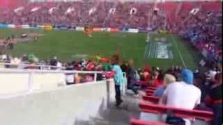 Vegas  Rugby sevens  2014.. doggstyle re...lol