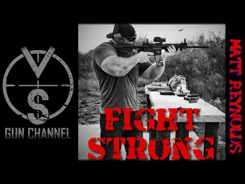 FIGHT STRONG: Become Harder to Kill