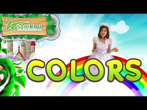 Bé học Tiếng Anh về MÀU SẮC qua thẻ tiếng anh MA THUẬT – Magic English Flashcard Color