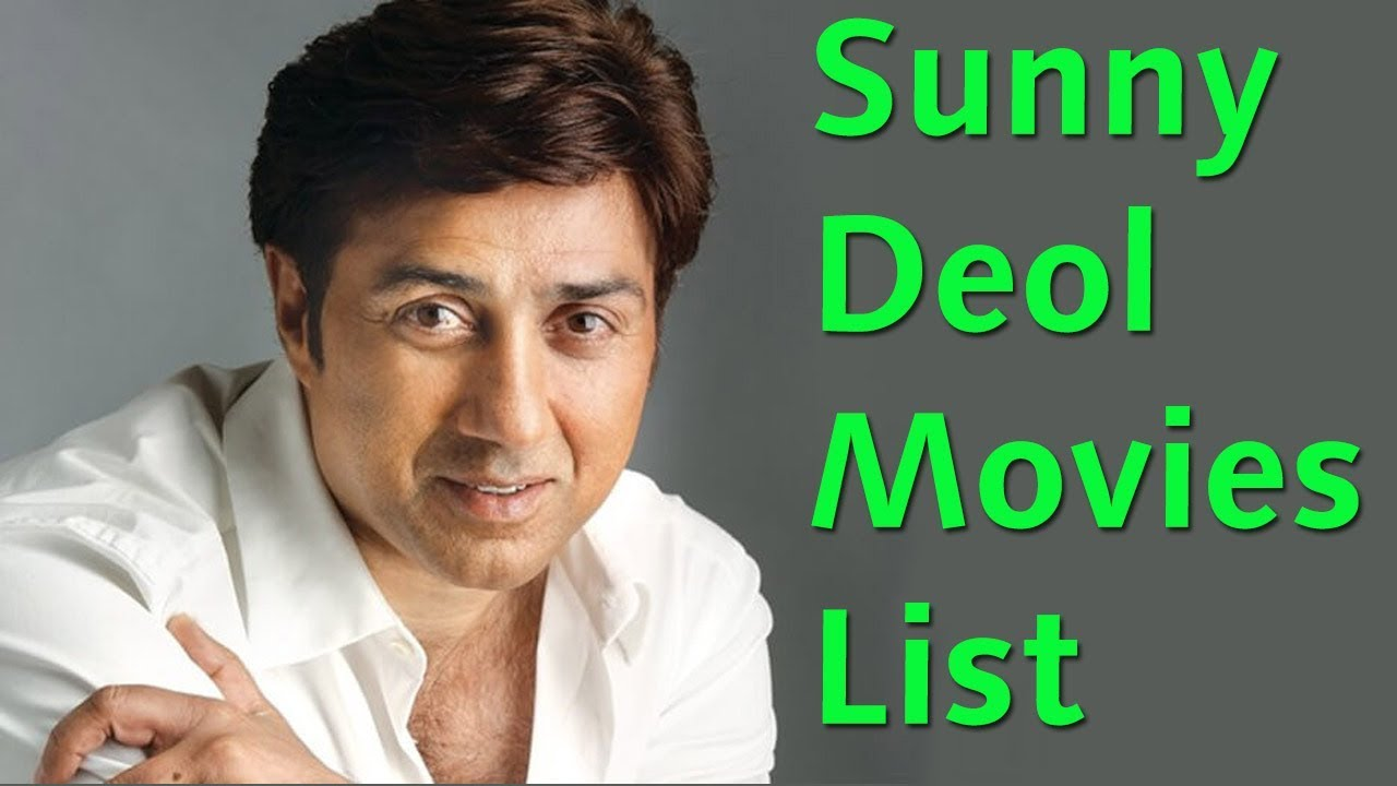 Sunny Deol Upcoming Movies List 2018 ... - BIGG Reality Show