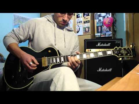 """Bon Jovi - """"Have A Nice Day"""" Guitar cover"""
