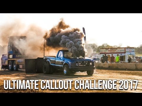 Ultimate Callout Challenge 2017 (Indianapolis, IN)