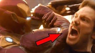 아이언맨과 스타로드가 싸우는 이유!!, 어벤져스 인피니티 워 예고편 분석!