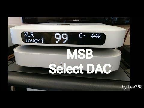 MSB Select DAC, Kondo, Wilson Audio, Accuphase