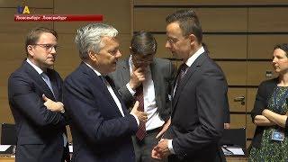 Негайного розслідування хіматаки в Сирії вимагають міністри закордонних справ Євросоюзу