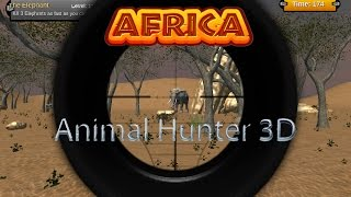 Animal Hunter 3D: Africa - Game Walkthrough