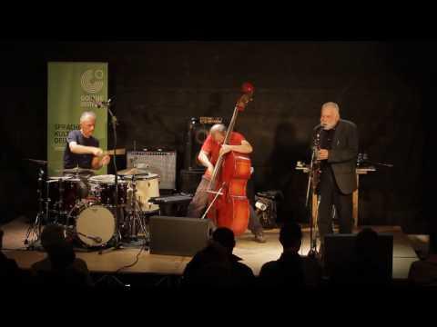 Peter Brötzmann UK Trio @DOM 25.11.2016