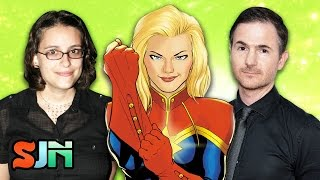 Captain Marvel has TWO Directors!?