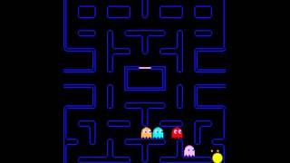 팩맨 (1980) 게임 영상 / Pac-man (1980) Game play