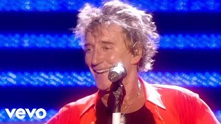 Watch Rod Stewart Rhythm Of My Heart video