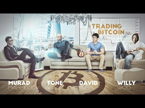 Trading Bitcoin W/ Willy Woo, Murad Mahmudov & David Puell - $BTC Up Or Down!