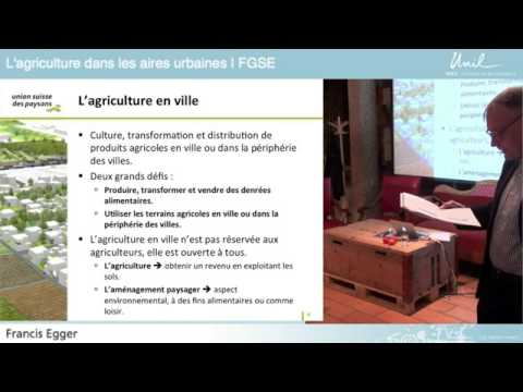 Formes d'agriculture alternatives
