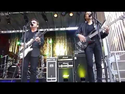 BLUE OYSTER CULT Burning for you  Fox 5 Morning Show MANHATTAN NY Aug 28, 2015 time 8 am!!