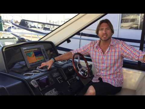 Riviera 4400 Sport Yacht Features & Bennifits By: Ian Van Tuyl