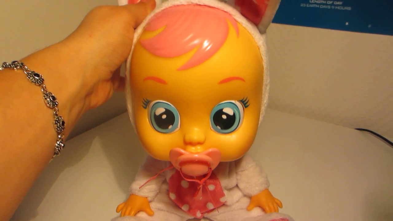 Crying Baby Doll - YouTube