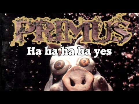 Primus - Pork Soda (LYRICS)