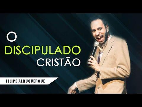 O DISCIPULADO CRISTÃO // Filipe Albuquerque - AD VILA ALZIRA