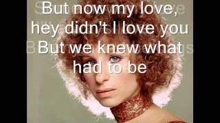 Watch Barbra Streisand My Heart Belongs To Me video