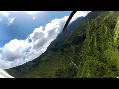 Jack Harter Helicopter 360  VR Kauai, Hawaii Doors Off  Hughes 500 Video1