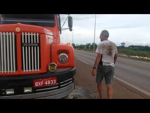 Scania L 111 - Lacoste - Primeiro frete - parte XXXVIII